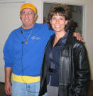 Bob Scocozzo and Cathy Mahady